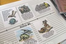 History Printables & Activities