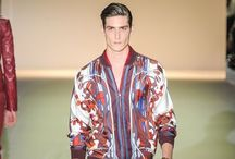 "Spring 2013 Menswear / ""Fashions fade, style is eternal."" —Yves Saint Laurent"