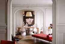 ⊏ Le Dining ⊐ / Dining room deco