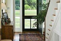 ╫ Entrance / Hall / Stairs  ╫ / Entry deco / Par la grande porte