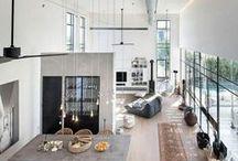 ▧  Open space living  ▨ / Room Design Photos