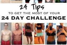 Advocare 24 Day Challenge / 24 Day Advocare Challenge / by Christina Hughes Green
