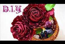 DYI Decoration / Dekoracje Zrob To Sam