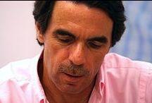 Etapa Popular José María Aznar / Paso de José María Aznar por el PP.