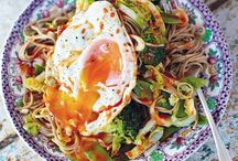 food ideas / Jami Oliver & co
