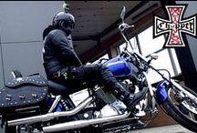ChopperMotovlog / Filmiki na Honda Shadow Spirit vt 1100 i na Honda Rebel ca 125