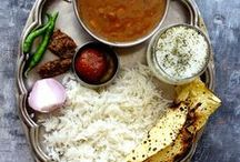 Indian Food / Delicious Indian food