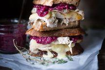 Frokost og sandwich