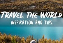 Travel The World / Travel inspiration from travel bloggers all over the world!