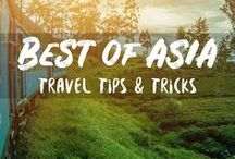Asia: Best Places To Visit / The best Asia destination guides and travel tips. Send me a message if you're interested in contributing! Board guidelines: 1) Vertical rich pins only. Non-vertical pins will be deleted; 2) Asia-specific content only please, no pins that link to your main landing page; 3) Daily limit of posts 10