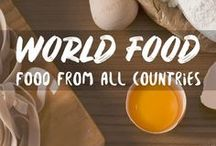 Food Around The World / Yummy food from all over the world!