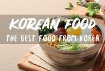 Korean Yummy Food / The best food from South Korea