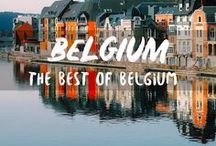 Belgium / Belgium; a beautiful country in the north of Europe
