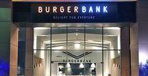 burgerbank / hamburger restaurant burger restaurant design burger restoran interior design iç mimari istanbul