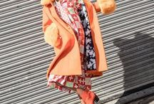 Street Style / The great and the good from the fashion world wearing the Browns edit.