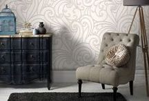 It's all about the Walls / Whether its paint, wallpaper or art, the walls in a home make a huge impact on its look. Find some ideas to inspire you when making a change.