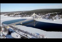 Rovaniemi videos - hometown of Santa Claus / Rovaniemi in Finland is the official home town of Santa Claus