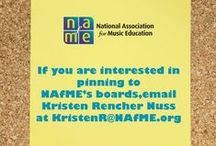 Music Education News / by NAfME