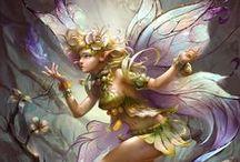 ☆Fantasy, Fairies & Magic ☆彡 / by Tess Pixy256☆彡