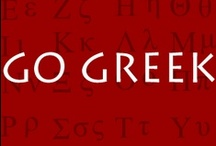 Greek Life / Whether NPC, IFC, or NPHC, there are many different Greek organizations on our campus for you to be involved with!