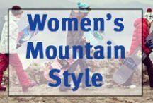 ▲Women's Mountain Style▲