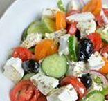 Salate reci si calde / Retete de salate reci si calde