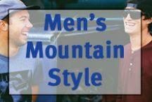 ▲Men's Mountain Style▲ / Men's Slopeside Style