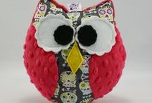 Little Sophie owls - Coco