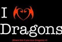 Dragons (I am obsessed)