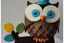 Figuritas decoración repostería y manualidades / Figuritas par decorar tartas, cupcakes y para manualidades.