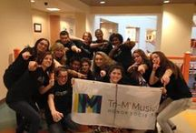 Tri-M / International Tri-M Music Honor Society Learn more: www.nafme.org/Tri-M