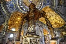 Sacred Architecture / There are so many beautiful churches around the world. Here are some we hope to see in person some day.