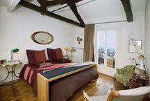 Chambre à Montmartre (Paris 75018) / Une chambre d'hôte située sur les toits de Paris dans le quartier du sacré coeur (Montmartre)