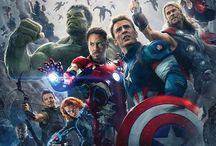 The Avengers / MY BAES / by ᔕᑌKI IᔕKᗩ