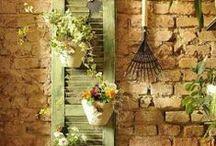 Décoration : Terrasse