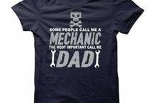 Mechanic Tshirt / Mechanic Tshirt