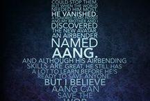 The Gaang (Team Avatar) / Avatar: The last airbender