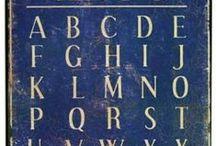 Abbiccì / A, B, C...