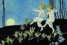 Nel Bosco Incantato / Folletti, elfi e altre creature piccine picciò