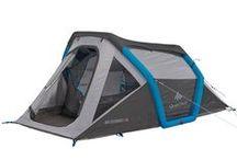 Tent's / Wybrane namioty na wypady w teren.