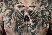 Tattoo / Ciekawe projekty tatuaży