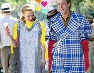 Benjamin Siedler / We've collaborated with illustrator-slash-accessories-designer Benjamin Seidler on some fashion/film marriages made in genius heaven…