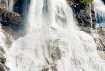Cascadas (Water falls) / La mejestuosidad y frescura de las caídas de agua! / by Mariella Bobadilla Pichardo