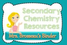 Secondary Chemistry Resources
