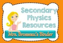 Secondary Physics Resources