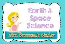Secondary Earth & Space Science Resources