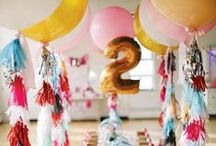 Colourful Kids's Party Themes & Inspiration