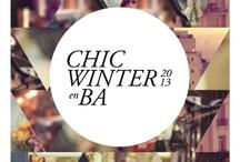 Colección Chic Winter 2013
