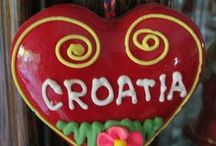 """Croatia    """"The Motherland"""" / My Motherland Land of a Thousand Islands. Land of a Rich Heritage, History and a Land of Majestic Beauty My birthplace / by Stellabella"""