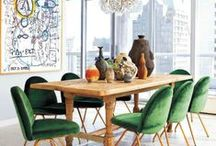 Divine Dining Rooms  / Dining rooms that would impress any guest.  / by nousDECOR
